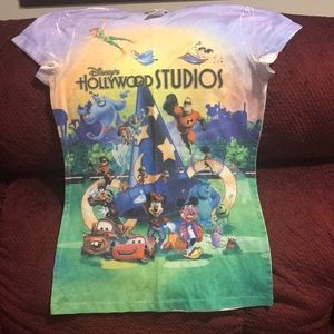 Walt Disney World Hollywood Studios fitted tee